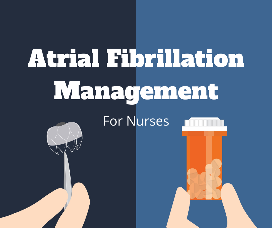 Atrial Fibrillation Management and a Peak Into the Cath Lab