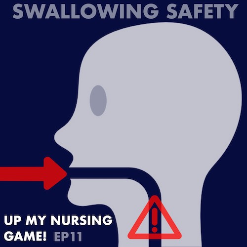 Safe Swallowing and Aspiration Pneumonia