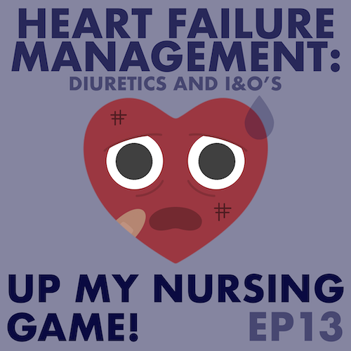Heart Failure Management: Diuretics and I&Os
